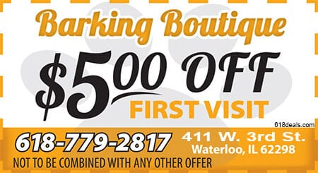 $5.00 off first visit coupon waterloo il